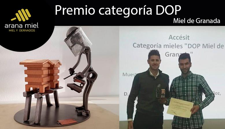 Premio Miel con Denominación de Origen de Granada