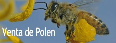 Venta de polen