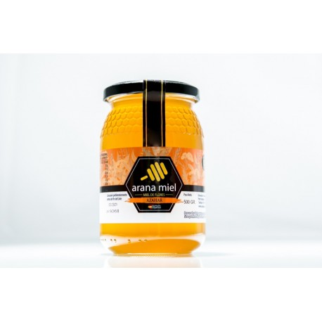 Miel de Azahar 500 gr