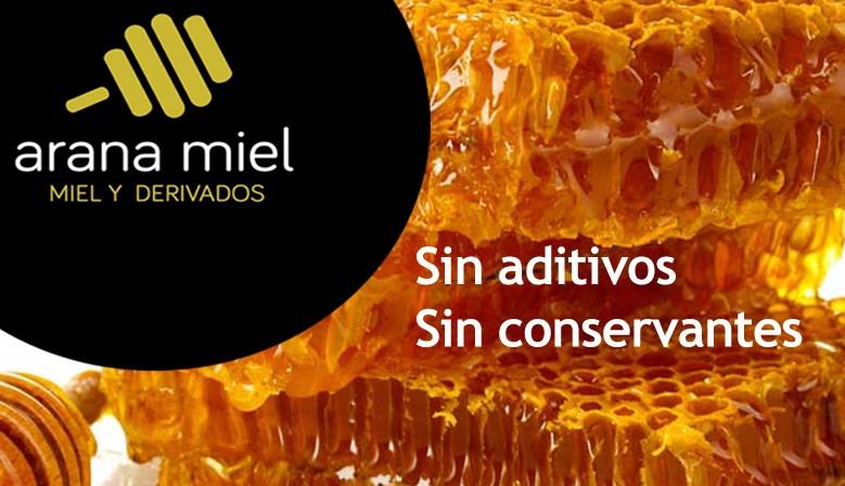 Arana Miel - Miel Natural